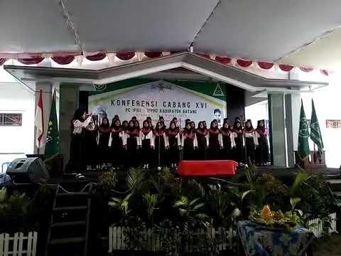 Dirigen Heboh. Lagu Kebangsaan Indonesia Raya