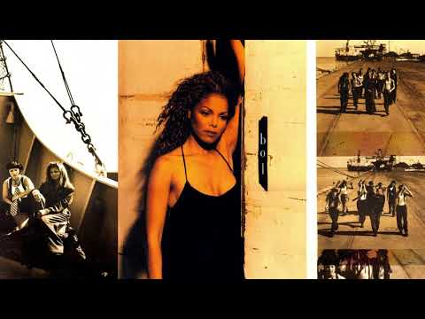 Janet Jackson - Because of Love - JWT Rehearsal