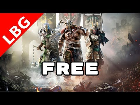 ✅ FREE Game - For Honor (Uplay)