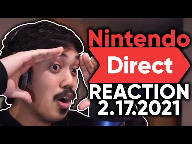 SPLATOON 3! SPLATOON 3! (Nintendo Direct Reaction 2.17.2021)