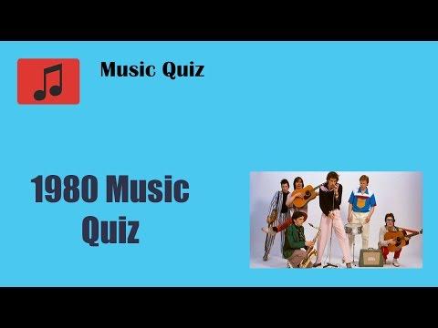 1980 Music Quiz