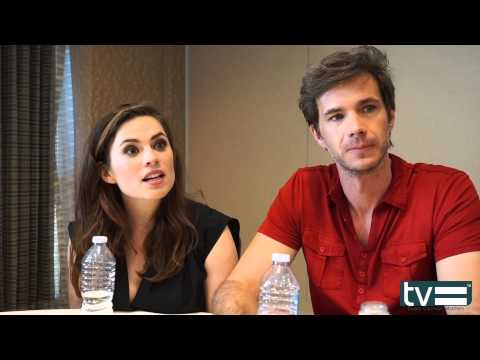 Hayley Atwell & James D'Arcy Interview  - Marvel's Agent Carter Season 2