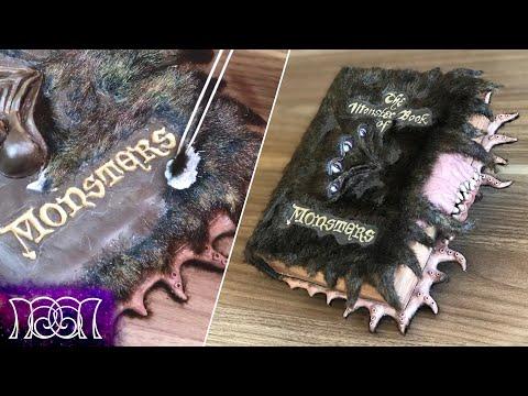 Monster Book Of Monsters - HP DIY