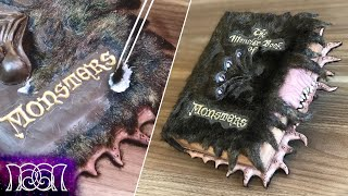 Monster Book of Monsters - HP DIY