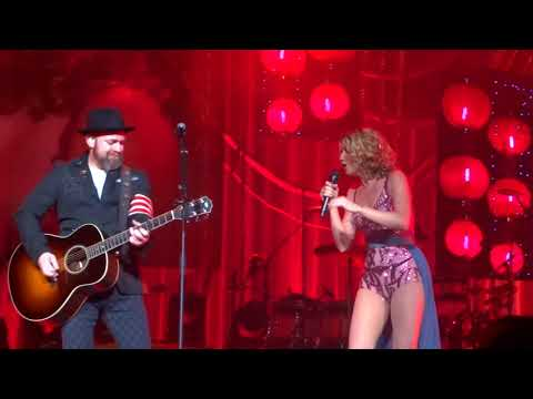 "Sugarland Sings ""Still The Same"" At PNC Arena"