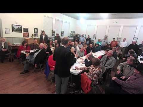 Q&A GOP Grand Saline TX Rep Flynn & Ms. Chisholm 3