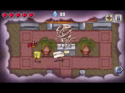 Приключения спанч Боба на острове монстров