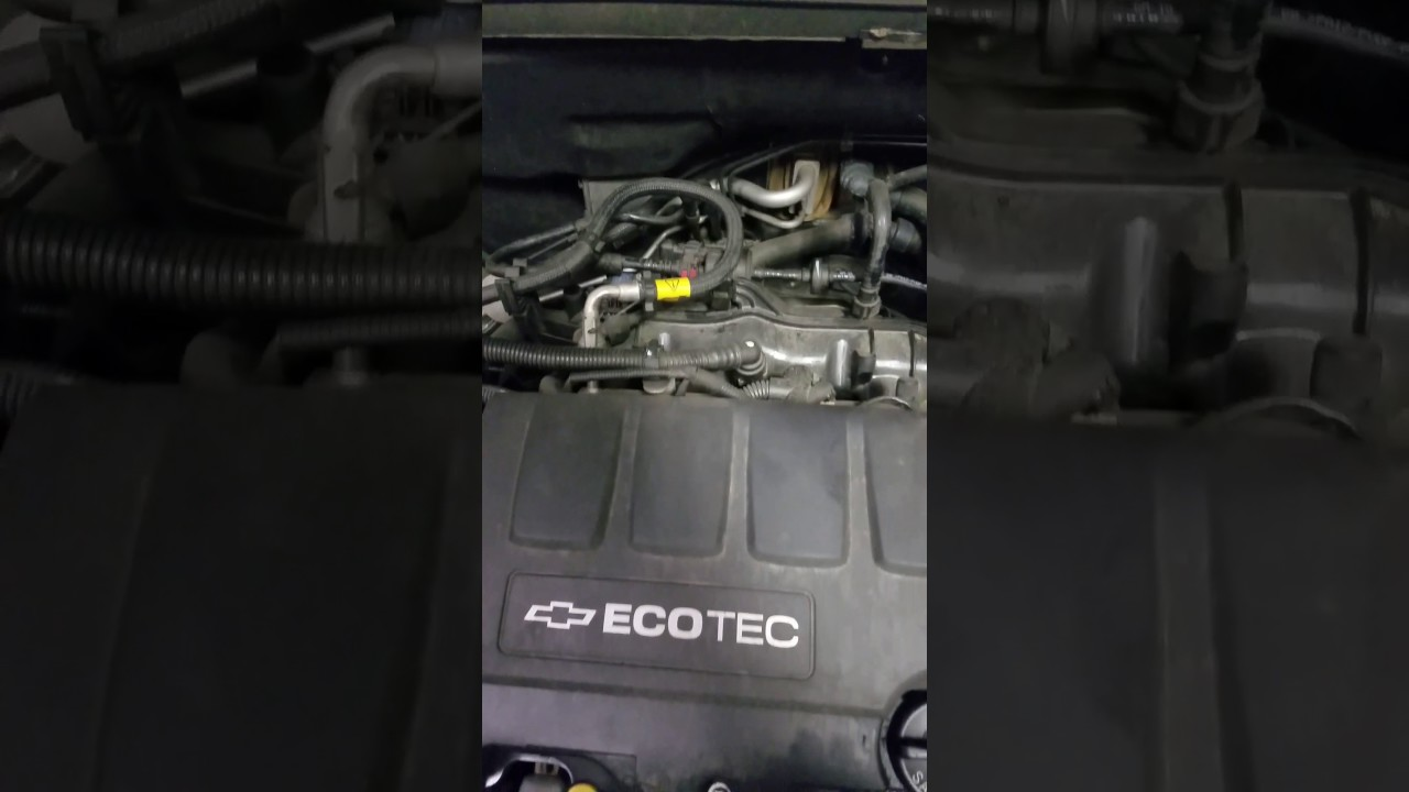 2012 Chevy Cruze P0496 Evap Purge Valve Issue Youtube