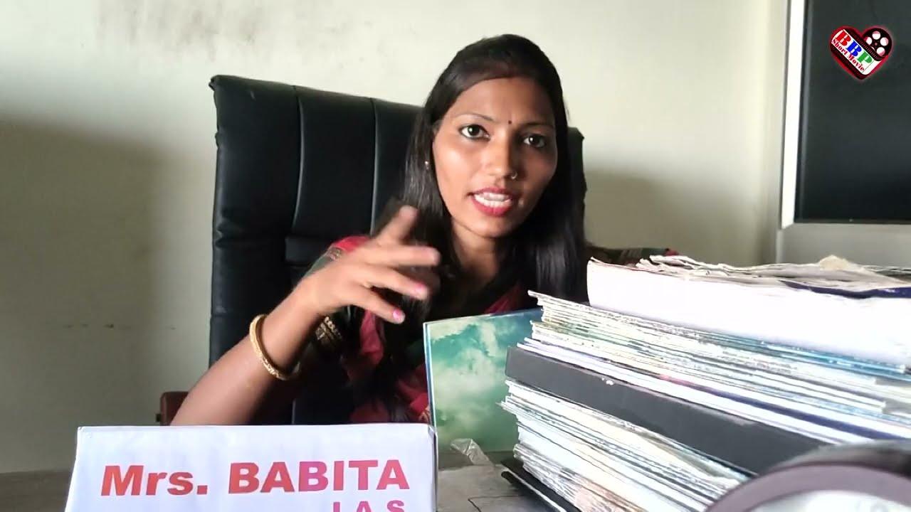 परेशान पत्नी बनी IAS OFFICER | हरियाणवीं पारिवारिक नाटक | Mandeep Bangru | Miss Babita