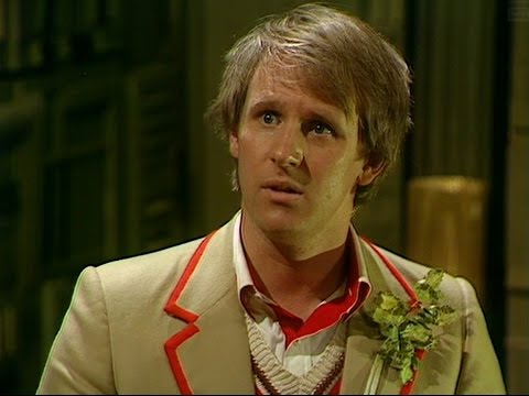 Goodbye, Doctor Peter Davison