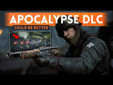➤ LOST POTENTIAL: Apocalypse DLC Is Disappointing & Could Be Better! - Battlefield 1