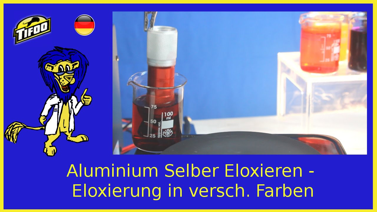 Fabulous Eloxalanlage Deluxe | Tifoo Shop WS63