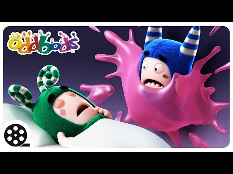 Oddbods - Accident Prone | Funny Cartoons For Children