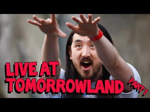 Steve Aoki LIVE at Tomorrowland 2012