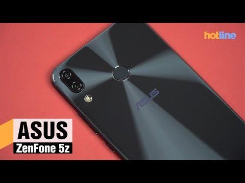 ASUS ZenFone 5z — обзор смартфона