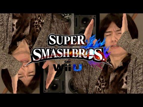 THINGS SAKURAI DOES (Smash 4)