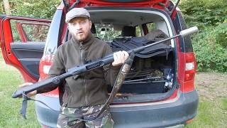 Охота на пятнистого оленя видео