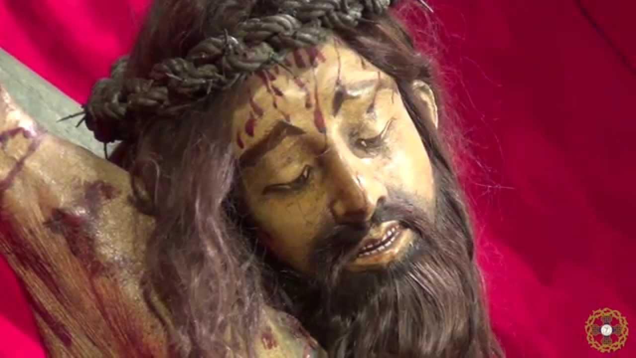 El Santísimo Cristo de Burgos y la Cofradía de las 7 Palabras - YouTube