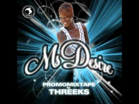 Ms. Desire - Berlin Carnival 2011 Promo Mix by Threeks
