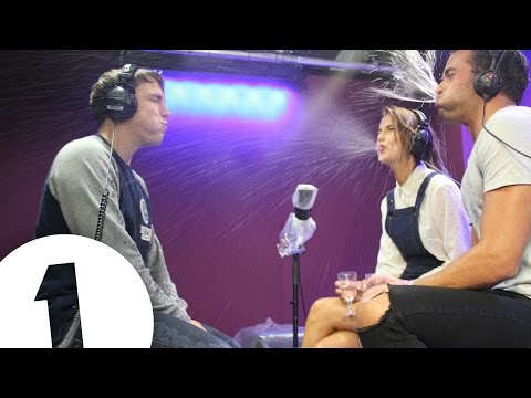 Lucy Watson and James Dunmore from Made In Chelsea play Innuendo Bingo