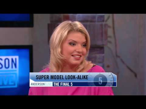 Thumbnail: Kate Upton's Cleavage Twin