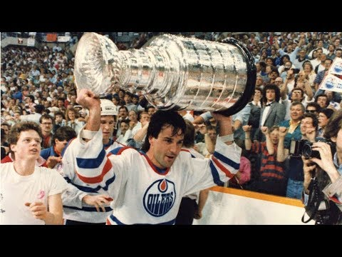 Revisiting the 1985 Edmonton Oilers