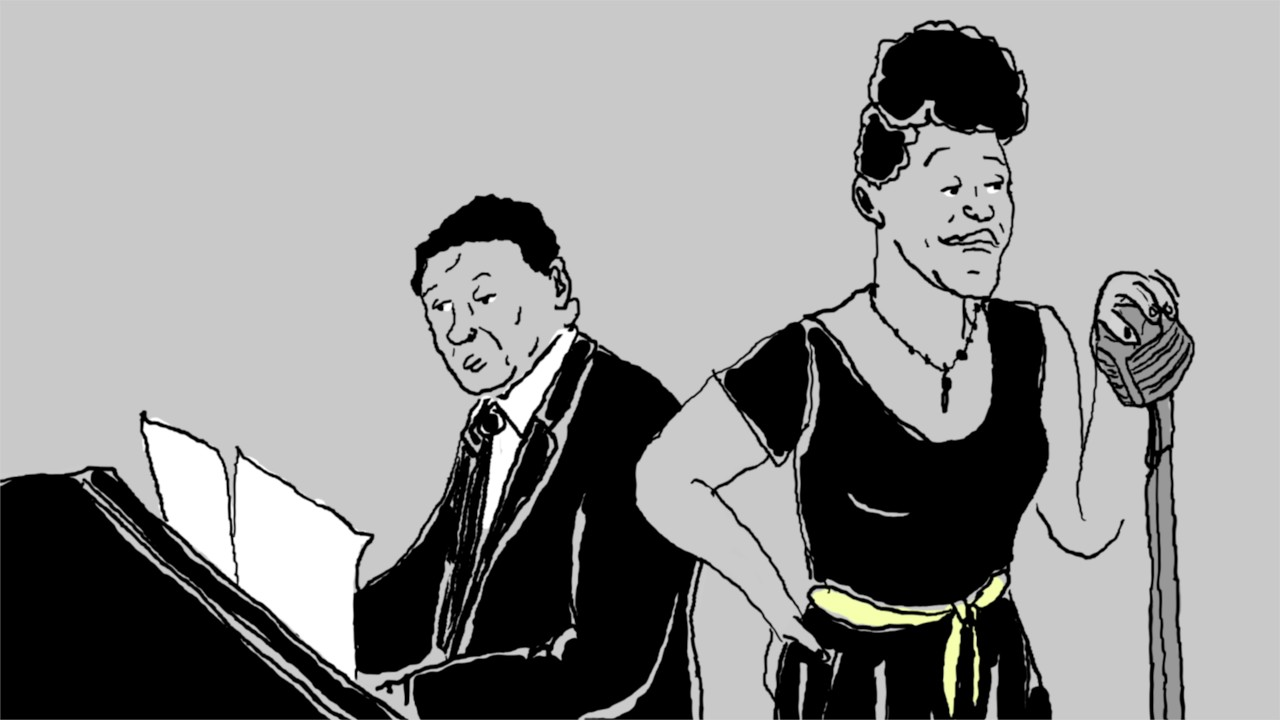JOHN LEWIS on the Modern Jazz Quartet & Ella