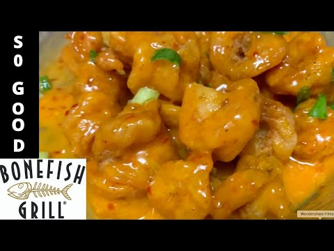 Bonefish Grill Bang Bang Shrimp | How To Clean Shrimp Properly