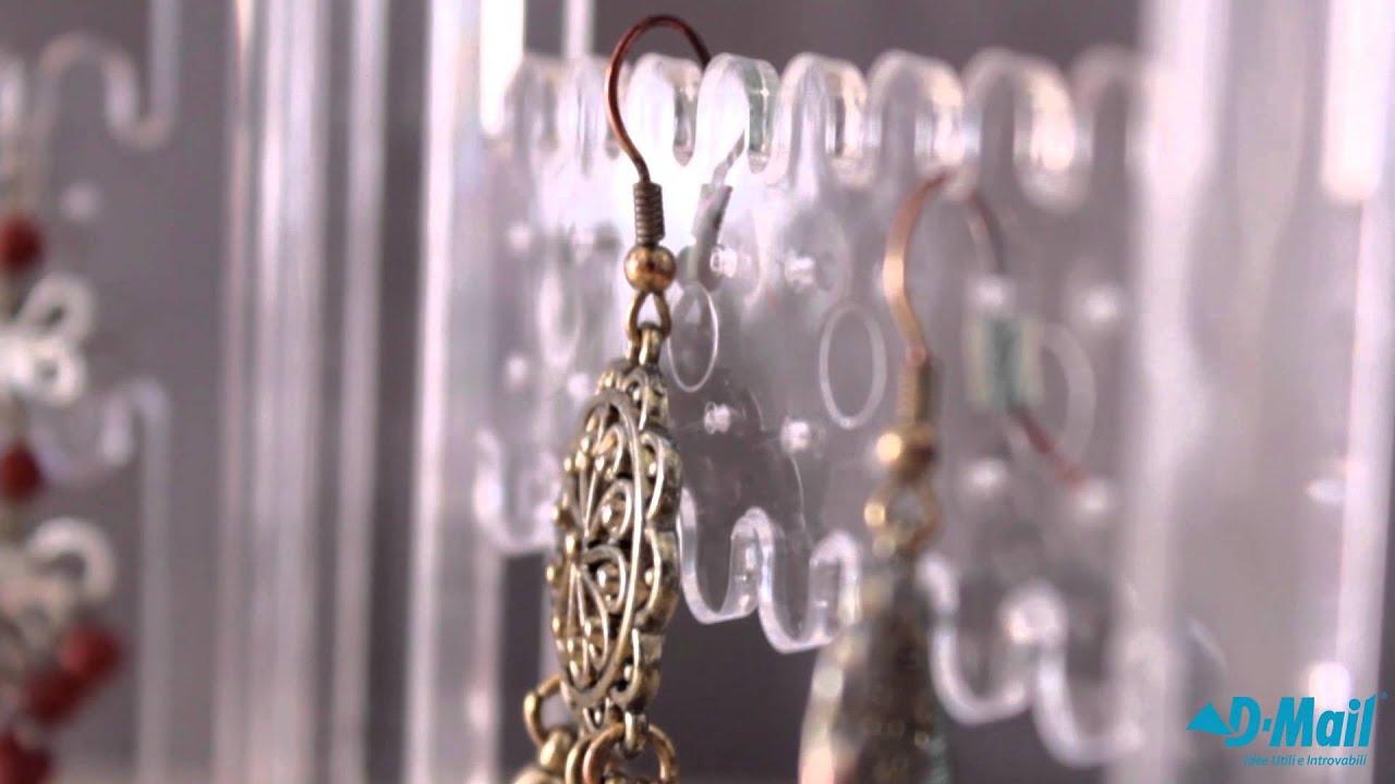 Idee Per Porta Orecchini espositore porta orecchini