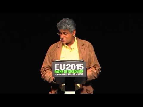 AP David: The Metaphysics of Michael Faraday | EU2015
