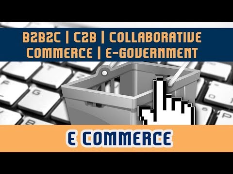 E Commerce |  Chapter 1 | E Business Overview | Part 5