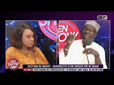Macky et 3em mandat, Souleymane Ndéné Ndiaye  donne son avis...