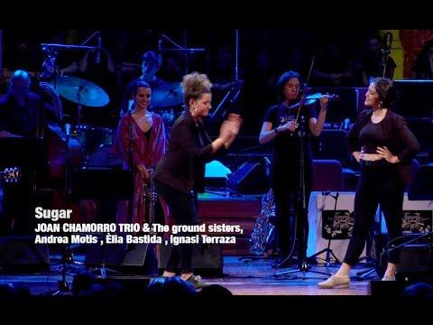 2018  Sugar  Joan Chamorro trio & the Ground Sisters & Andrea Motis &  Èlia Bastida