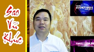 Thầy Cao Anh giảng về tính chất sao Vũ Khúc | Học Cải Vận Mệnh