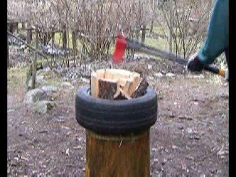 We've been splitting wood all wrong