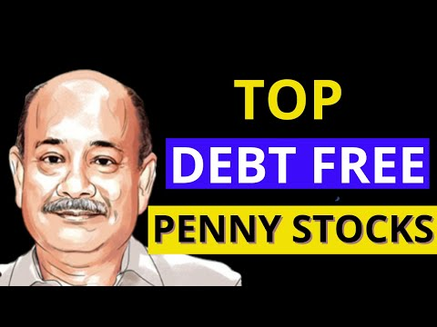 Top 2 Debt Free Penny Stock | Multibagger Penny stock | Best penny stocks for 2020 in india