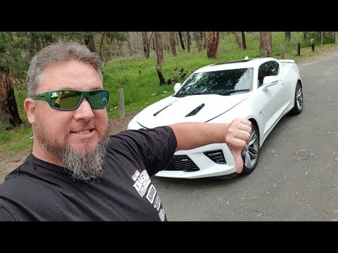 Scotty Doesn't Like The Camaro SS