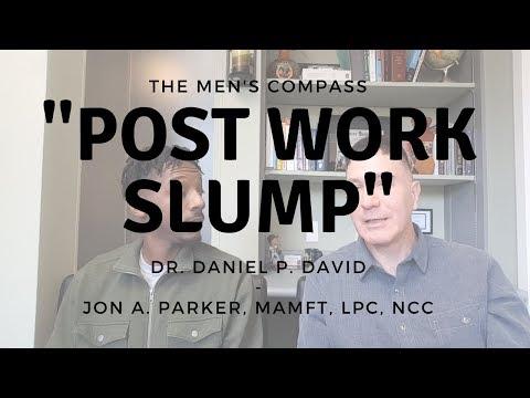 Post Work Slump - Finding ways to Unwind Before Getting Home