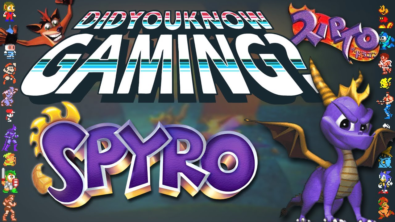 did you know gaming spyro - photo #2