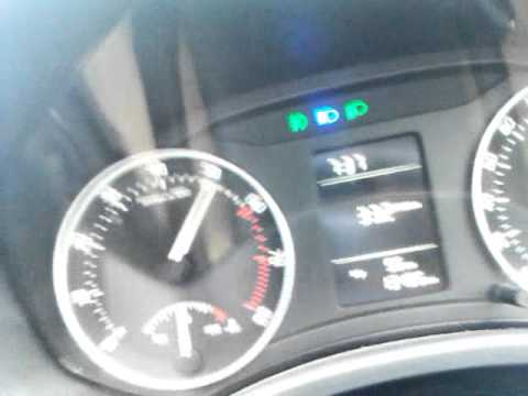 skoda laura TSI TOP SPEED test @ 200km/h