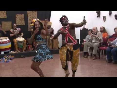 Ballet Africano de Montevideo y Bantu