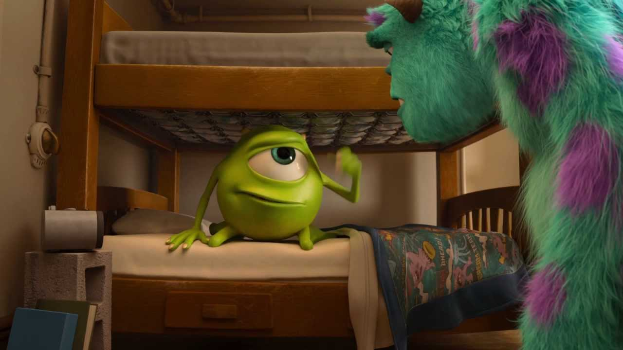 Monsters University - Official® Trailer 2 [HD]