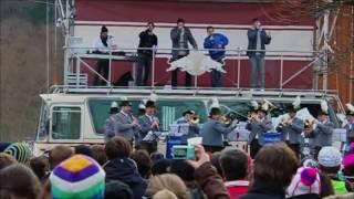 Blumentopf & die Musikkapelle Münsing - Hunger (Live Red Bull Tourbus)