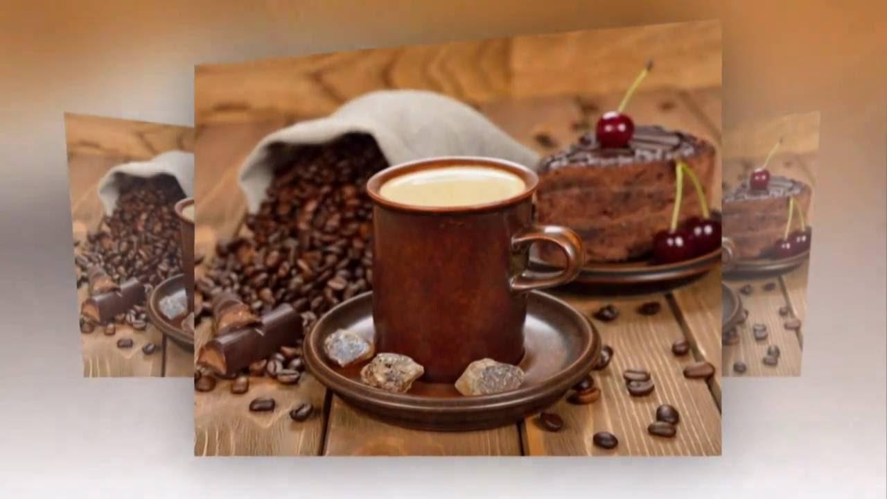 Доброе утро с чашечкой кофе - YouTube  Доброе Утро Мой Зайчик