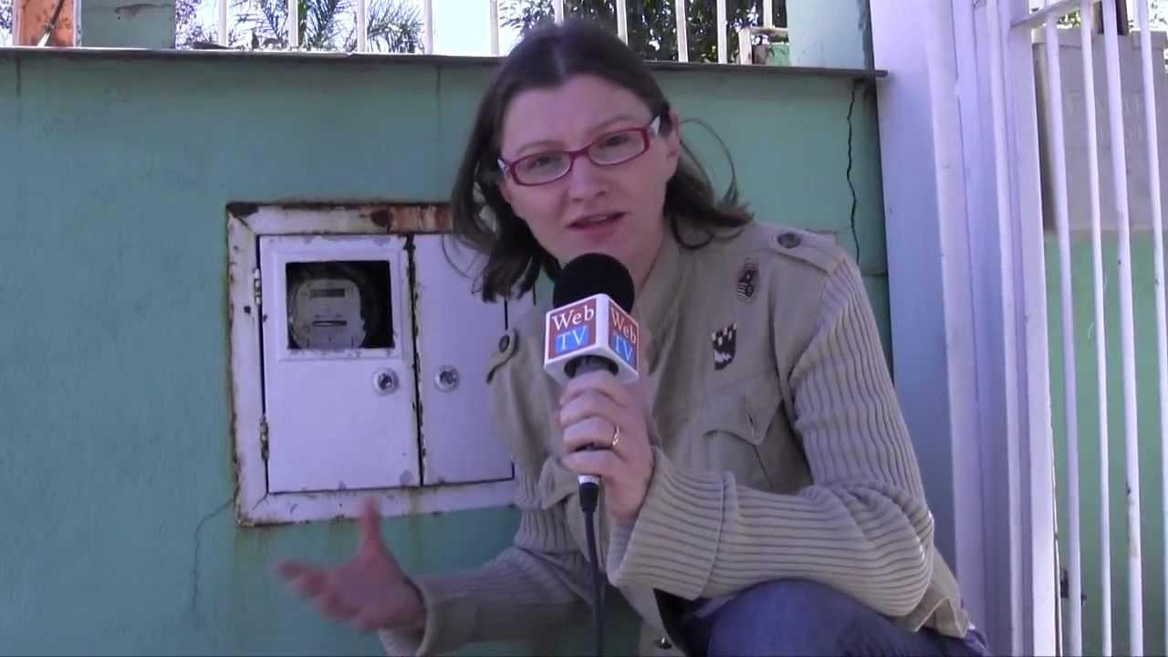 Hidrômetros são alvos de vandalismo no bairro Canudos