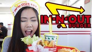 【加州必吃美食】 IN-N-OUT