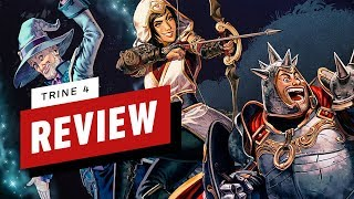 Trine 4: The Nightmare Prince Review (Video Game Video Review)