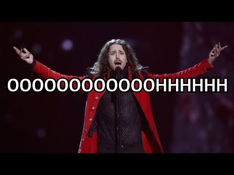 "Compilation of ""OOOOOOOOHHHHH"" in Eurovision"