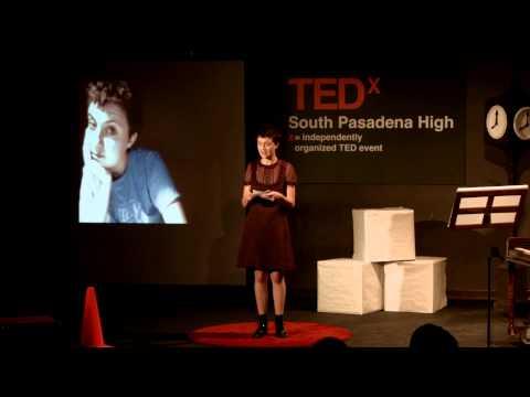 Trichotillomania and Beauty Norms | Elizabeth Masterman | TEDxSouthPasadenaHigh