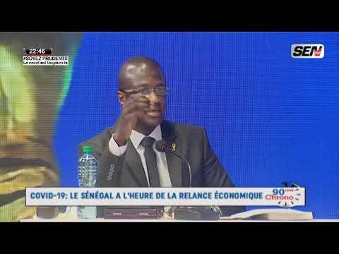 Dr Malick Diop dévoile un gigantesque plan de relance de la production d'après covid
